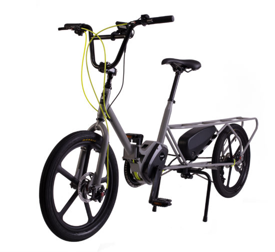 Fabriga Grazilla folding cargo-bike