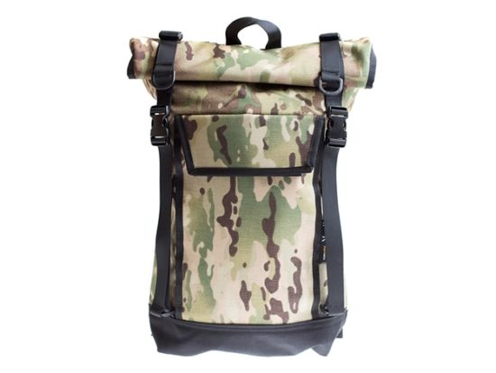 veganski berlin backpack camo